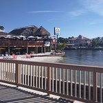 The Boat House Bar and Grill-Taken from the Yacht Club Pier