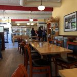 I enjoyed this place immensely! It has a nice variety of menu choices and we were able to order