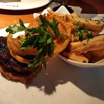 Pettite Filet with Parmesan Truffle Fries