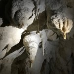 More and more limestone formation