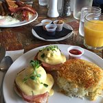 Classic Eggs Benedict and the Traditional Breakfast