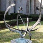 Unusual sundial