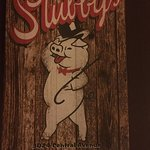 Stubby's eat-in menu, order at the counter, pay and then get a table. They also have a carry out