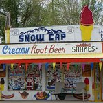 Snow Cap - Route 66 (Across the Street from Hotel)
