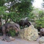 dinosaurios parque explora