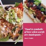 Salads or a Tuna Sub we do it all