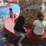 Lobby play area