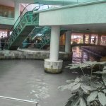 Water Taxi Terminal in Mall