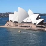 Opera House from Cruise Ship.
