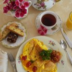 Enjoy complimentary breakfast, served daily in the formal dining room of the historic main house