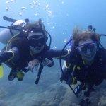 Me & my dive buddy