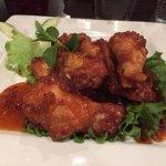 Lemongrass Chicken Wings (OH MY Gooood)