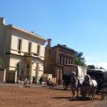 Clunes Historic Streetscape/Buildings