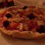 Small Pollo pizza