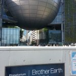 Brother earth planetarium