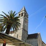 Weltkulturerbestätte Trogir Foto