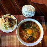 라밥(라면김치밥) 맛잇어요ㅋ