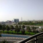 View of Al Garhoud