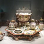 The DIA had a wonderful exhibit at the beginning of the year on 'COFFEE, TEA and CHOCOLATE.'