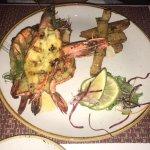 Radisson twin tours.Food from Azul restaurant