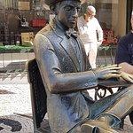 Fernando Pessoa Sculpture