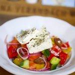 New menu - Greek salad