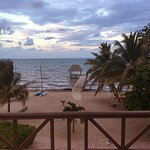 Stayed in the Hummingbird Suite.  Nice view & there was an iguana who sat on the room most of th