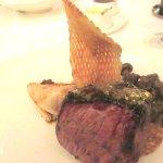 Sirloin with Potato, Mushrooms, , Steakhouse, Atlantis Casino, Reno, Nevada