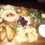 Gorgeous Platter with all of our favourites
