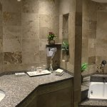 Tuscan Travertine Bathrooms