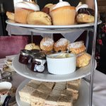 Afternoon tea for 5