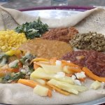Ethiopian Fasting food at its best!