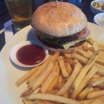i forgot the name of the burger but its delicious