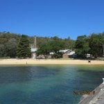 The beach - from the jetty
