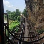 Fotografie: Tham Kra Sae Bridge