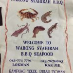 the place to eat in tioman