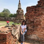 Ayutthaya historical park, Thailand's ancient capital
