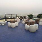 Sky rooftop bar