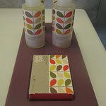 Orla Kiely toiletries