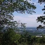 View from the top of nearby Kennesaw mountain