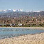 Photo of Issyk-Kul Lake