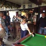 Pool in the Bar