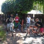 Bicycles At Riverlane