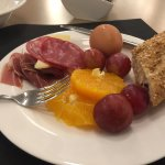 breakfast provided at restaurant