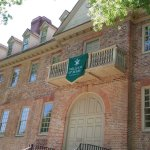 The Wren Building at the College of William and Mary
