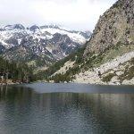 Llac Llonc, Parc Nacional d'Aigüestortes, Lleida,