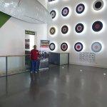 Myself inside the Museum