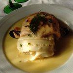 delicieuse choucroute aux poissons