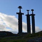 Photo of Swords in Rock