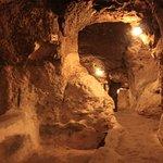 Derinkuyu, the largest excavated underground city in Turkey